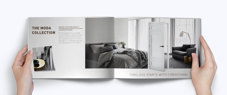 Corinthian doors brochure