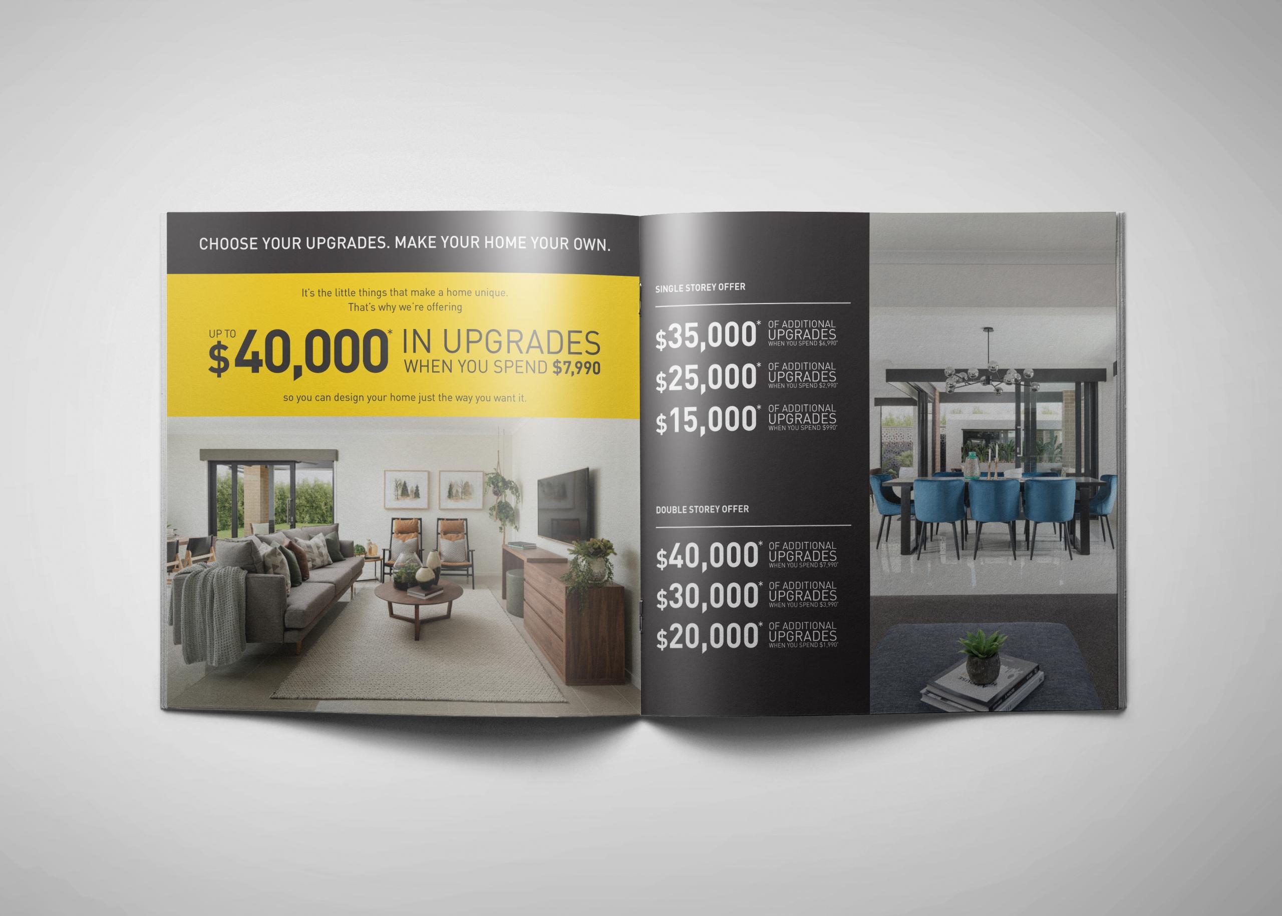 DFH January 2020 Promotion Inspiration Premium Brochure