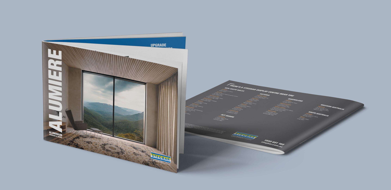 Stegbar Alumiere brochure