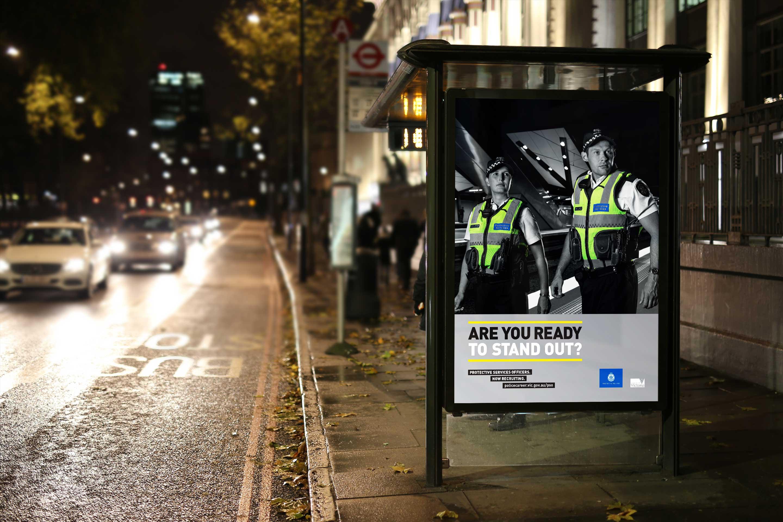 Victoria police poster